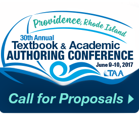 2017 TAA Conference Call for Proposals
