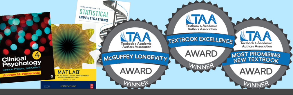 2017 TAA Textbook Awards Announced