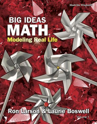 Big Ideas Math Book 7th Grade