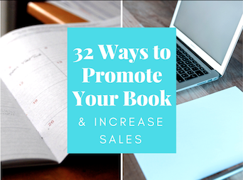 32 Ways to Promote Your Book