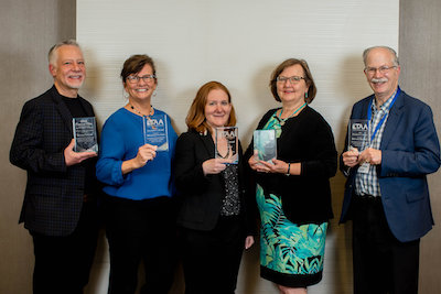2019 TAA Council Award winners