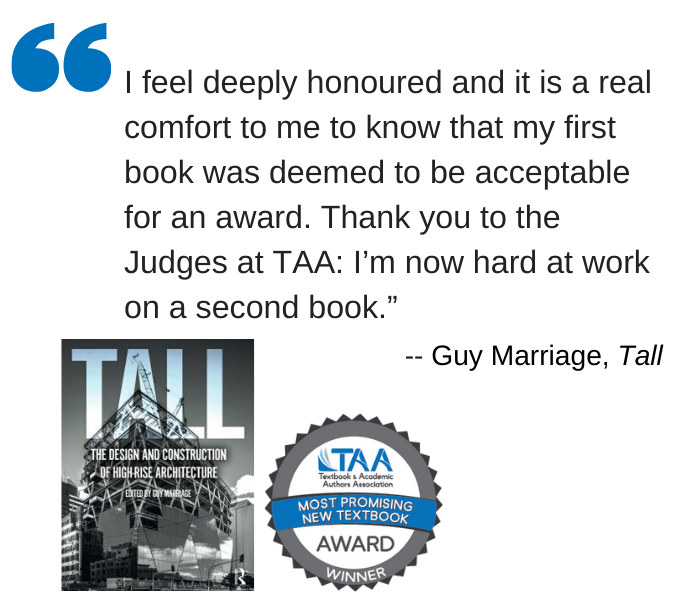 Tall Award Quote