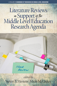 Literature reviews in support of the middle level education research agenda
