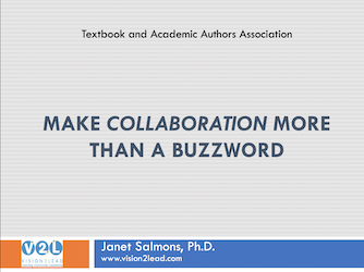 collaboration more than a buzzword