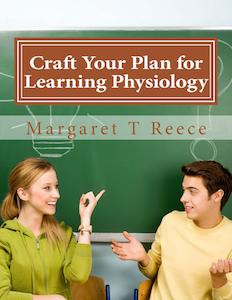 Craft Your Plan for Learning Physiology, 30-Day Challenge Workbook