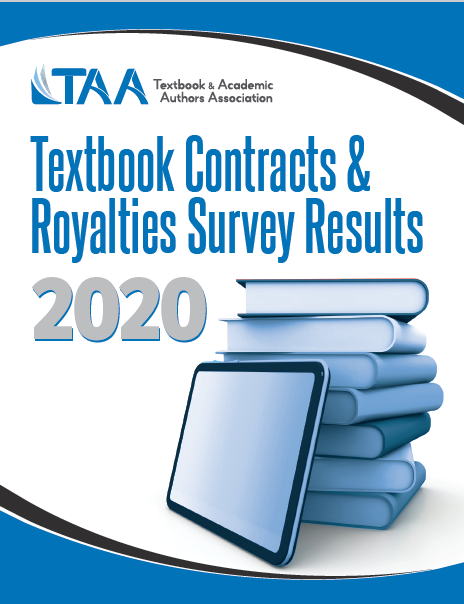 2020 TAA Textbook Contracts and Royalties Survey Results