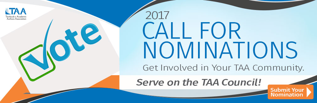 2017 TAA Council Nominations